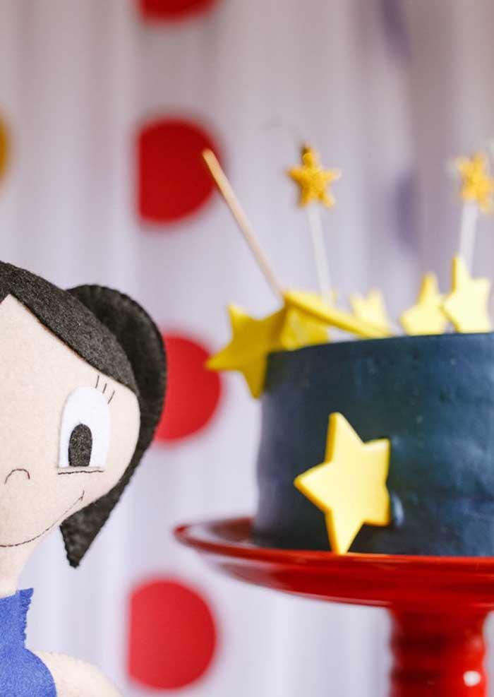 Já sabe como vai fazer o bolo Show da Luna?