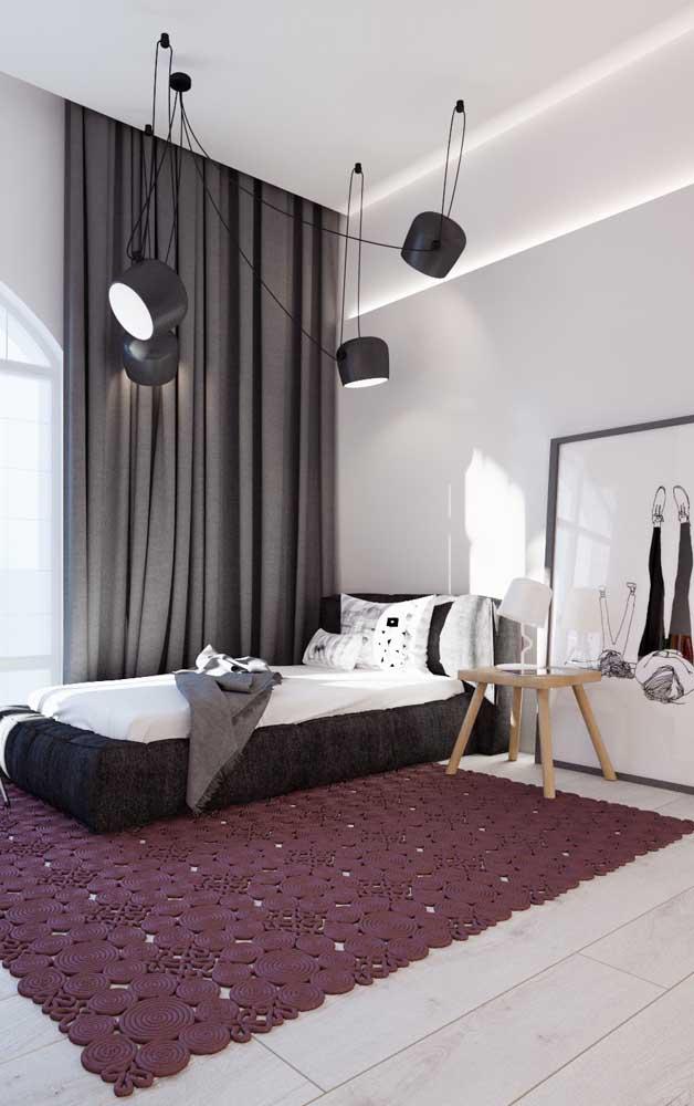 Que tal uma cama de estilo japonês no quarto de solteiro?
