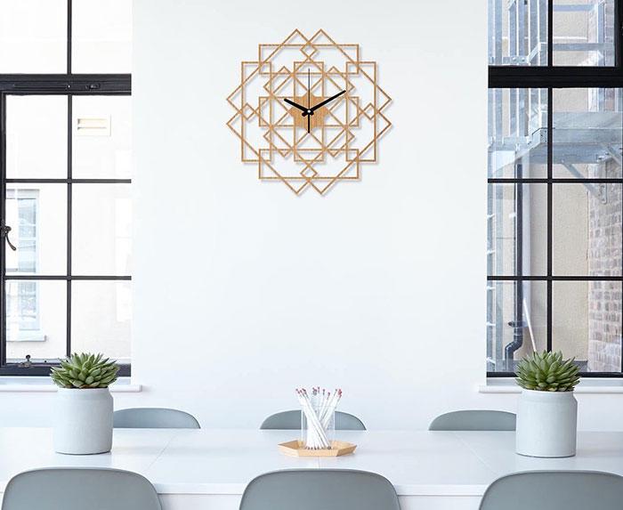 Relógio de parede: como fazer e 60 ideias criativas de decoração