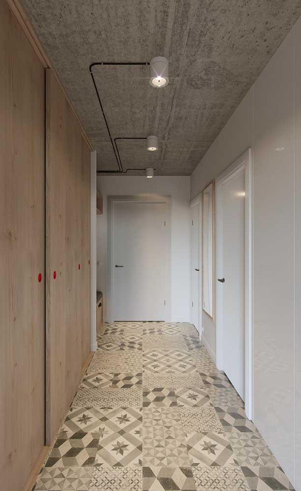 As paredes de gesso barateiam o custo da obra e ainda reduzem o peso estrutural da construção