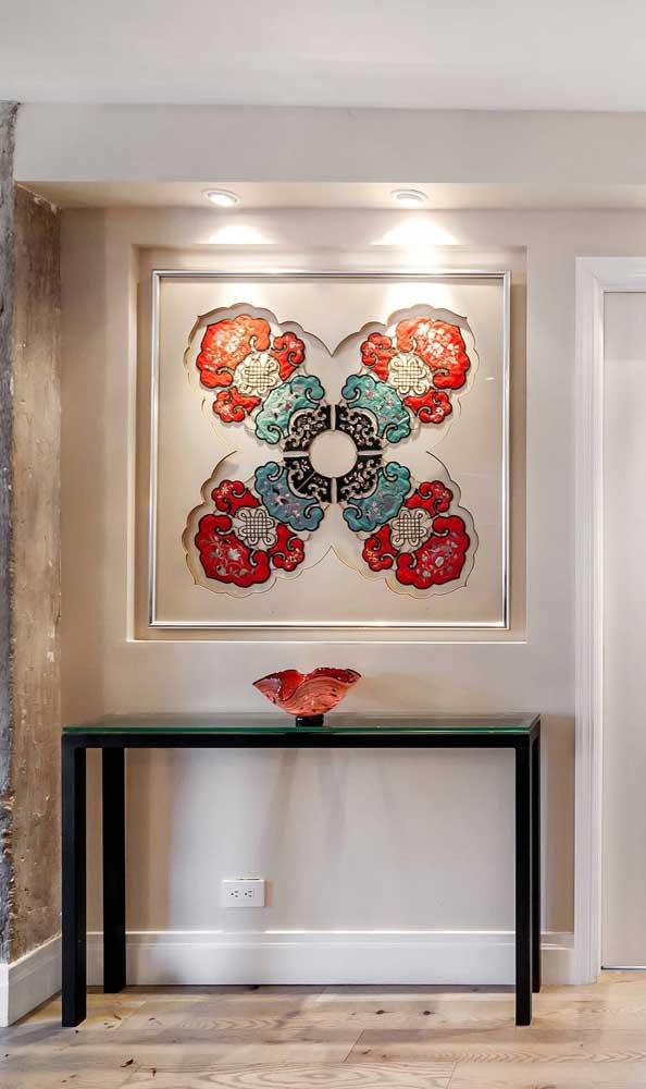Bancada de vidro decorada com murano: uma combinação perfeita!