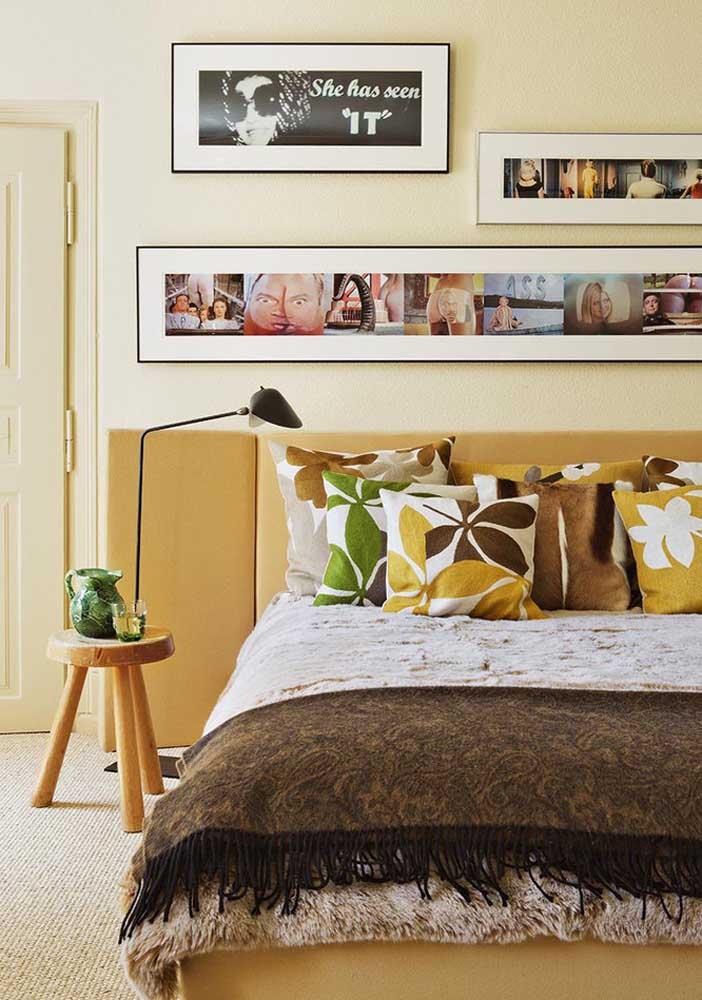 Use o tom de amarelo que mais combine com a sua personalidade e com seu estilo de decoração.