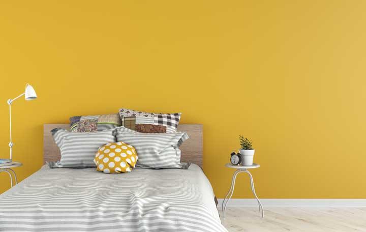 Quarto amarelo: 50 ideias e inspirações para você conferir