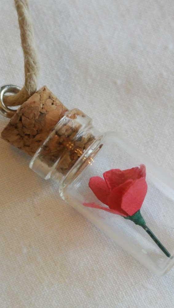 Um mimo pra lá de delicado para você presentear ou colocar na própria decoração