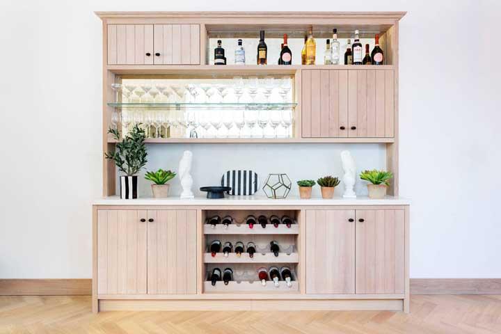 Bar em casa: como montar, checklist de decoração e fotos inspiradoras