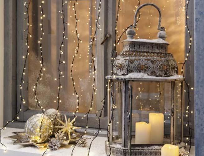 Luzes de Natal: onde usar, dicas e 60 ideias incríveis