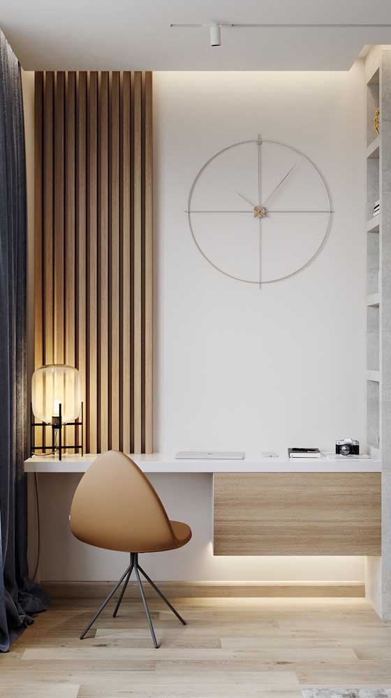 Unir conforto com design é sempre uma maravilha, não é mesmo?