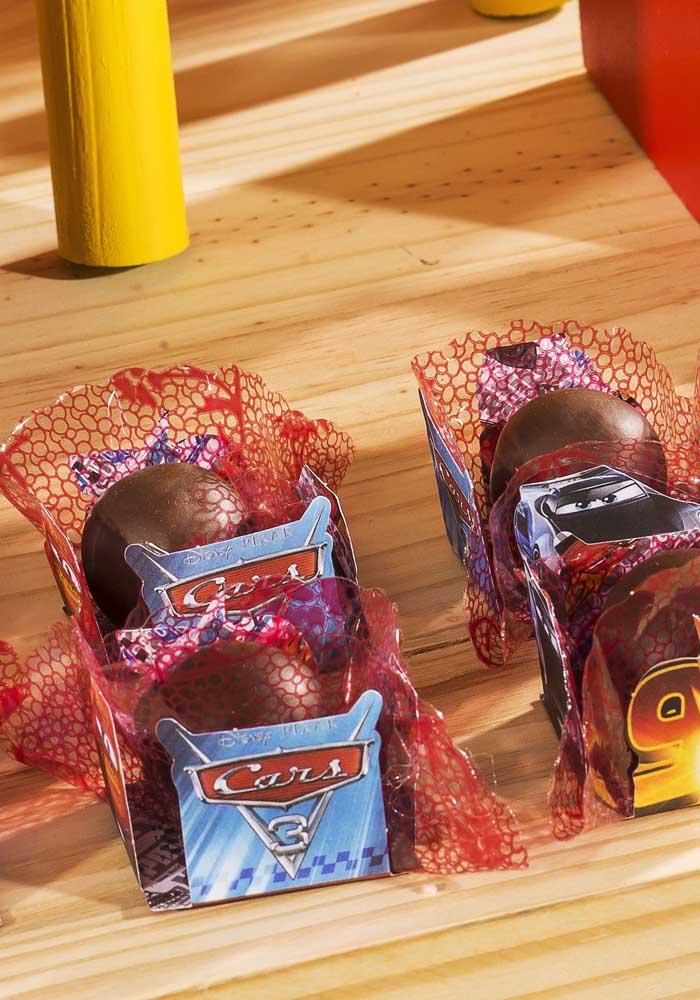 Mais opções de embalagens para doces para você se inspirar.