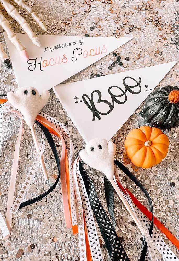 Hocos Pocus, Boo e outras frases marcantes do universo assustador do Halloween