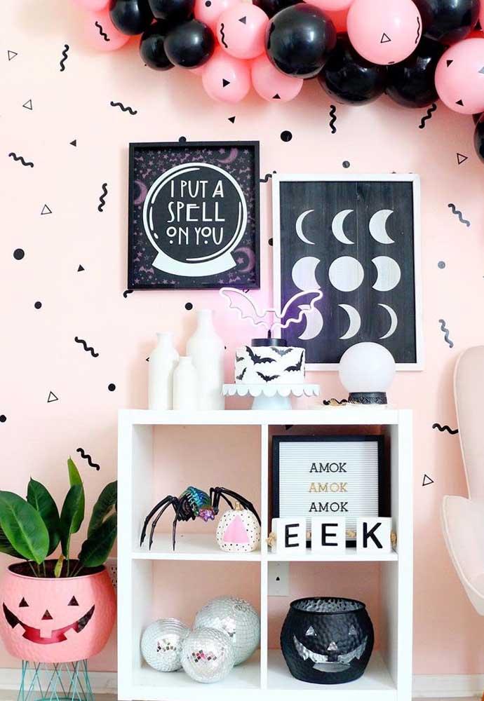"""Decoração de casa para o Halloween no estilo """"faça você mesmo"""""""