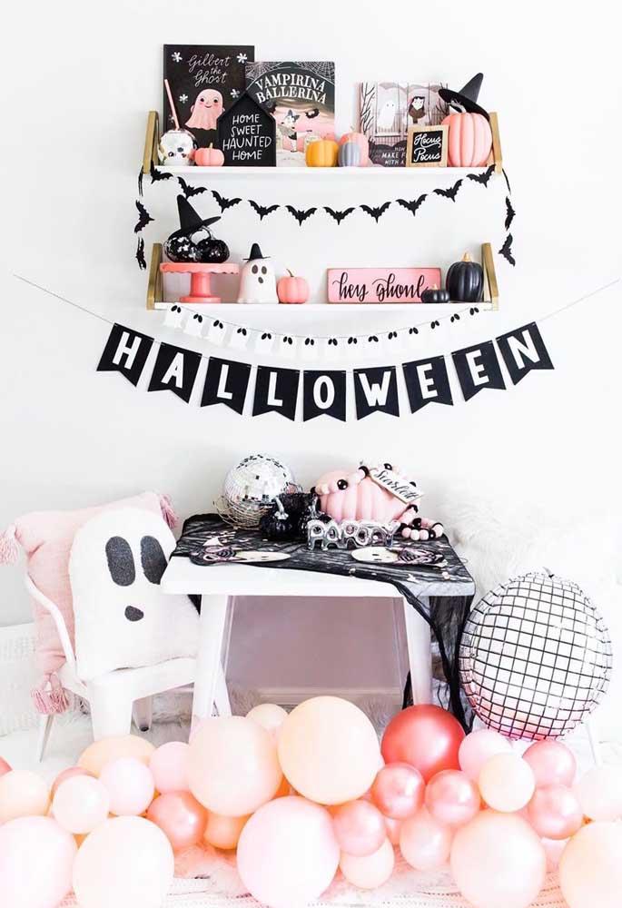 Um Halloween com a cara do Pinterest