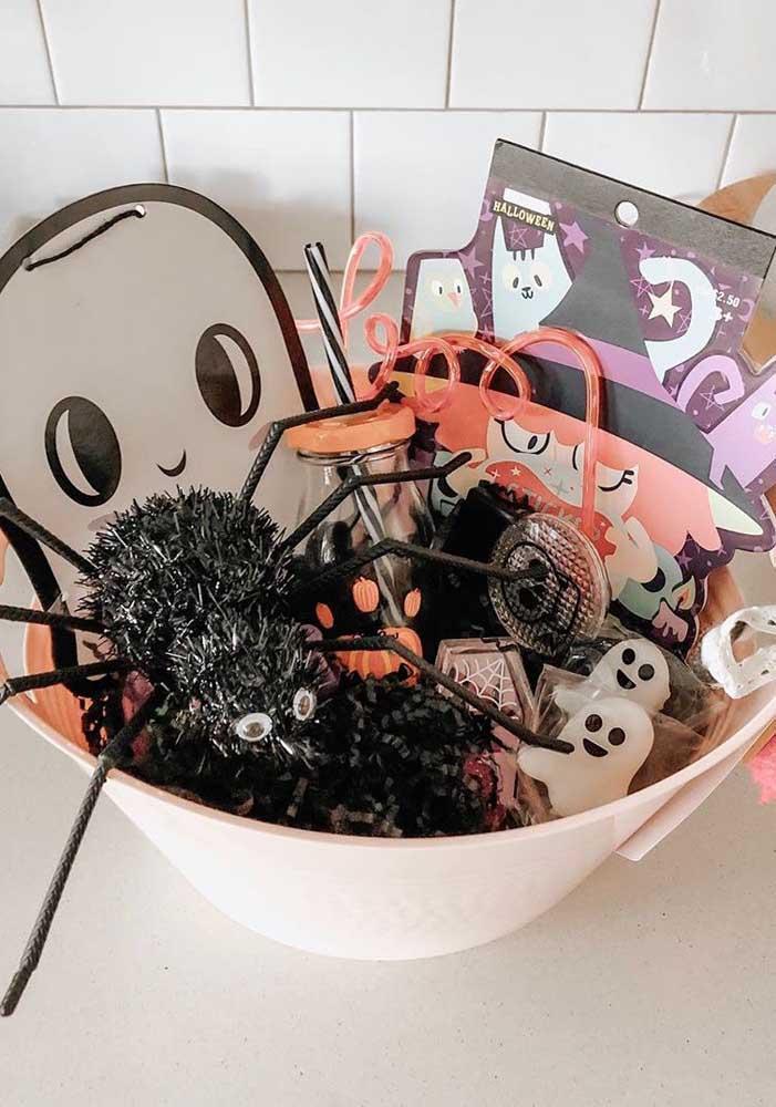 Kit Halloween: tem tudo o que não pode faltar na festa!