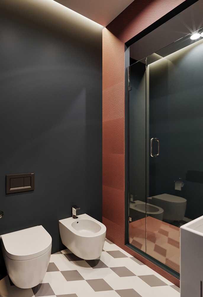 Discretos, os modelos atuais de bidê são um belo complemento do projeto de decoração do banheiro