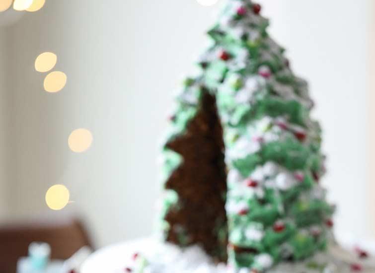 Bolo de Natal: tipos, formatos, decoração e receita para você experimentar