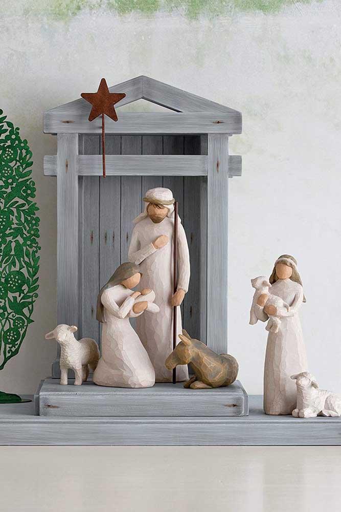 Uma obra de arte inspirada no natal!
