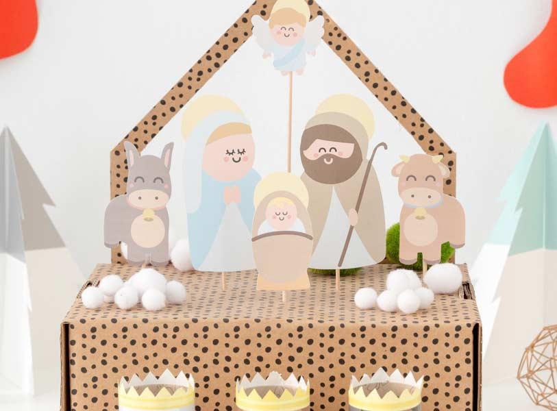Presépio: o que é, origem, significado das peças e como usar na decoração