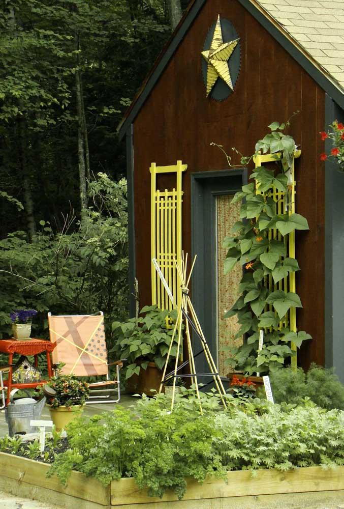 Suporte para plantas vertical. Modelo perfeito para quem busca otimizar espaço dentro de casa