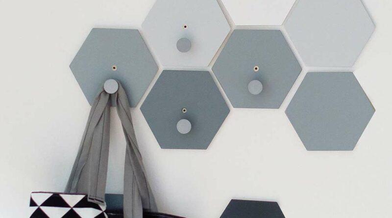 Gancho de parede: como fazer, dicas e como usar na decoração