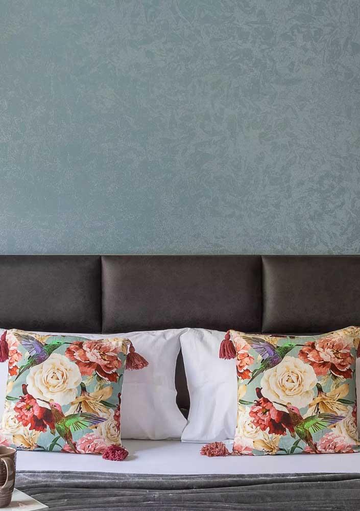Textura de parede com efeito suave e delicado