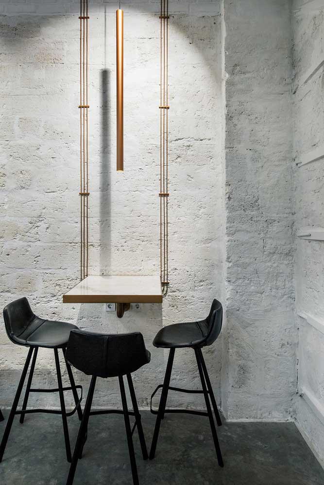Textura rústica e desgastada: a melhor pedida para ambientes modernos