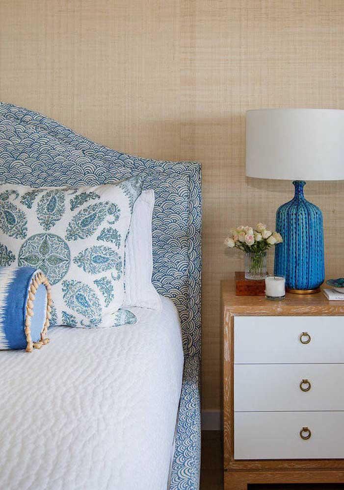 Textura de parede que simula fibras de tecido