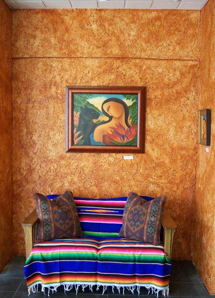 Textura simples de parede para usar no ambiente que quiser