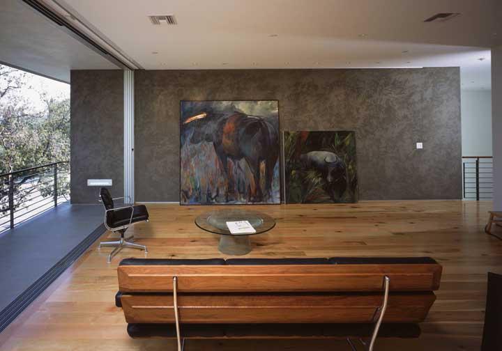 Textura de parede: vantagens, dicas e fotos inspiradoras