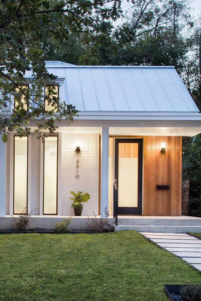 Uma prova de que as telhas ecológicas se encaixam em qualquer estilo arquitetônico