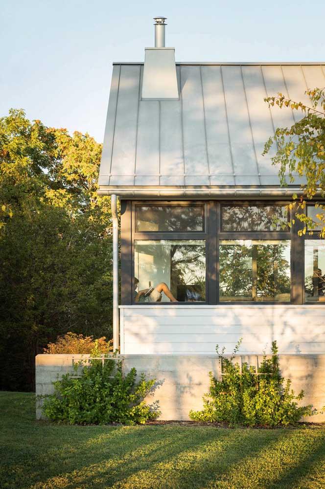 Conforto térmico e acústico dentro de casa com as telhas ecológicas