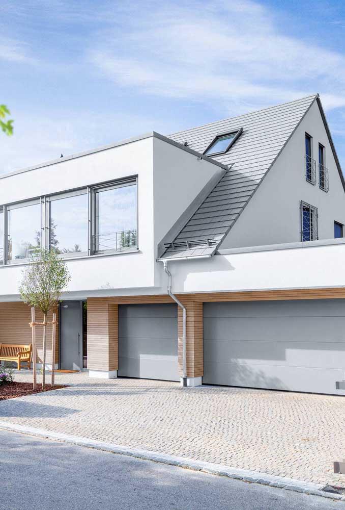 Telhas ecológicas para casas grandes e pequenas