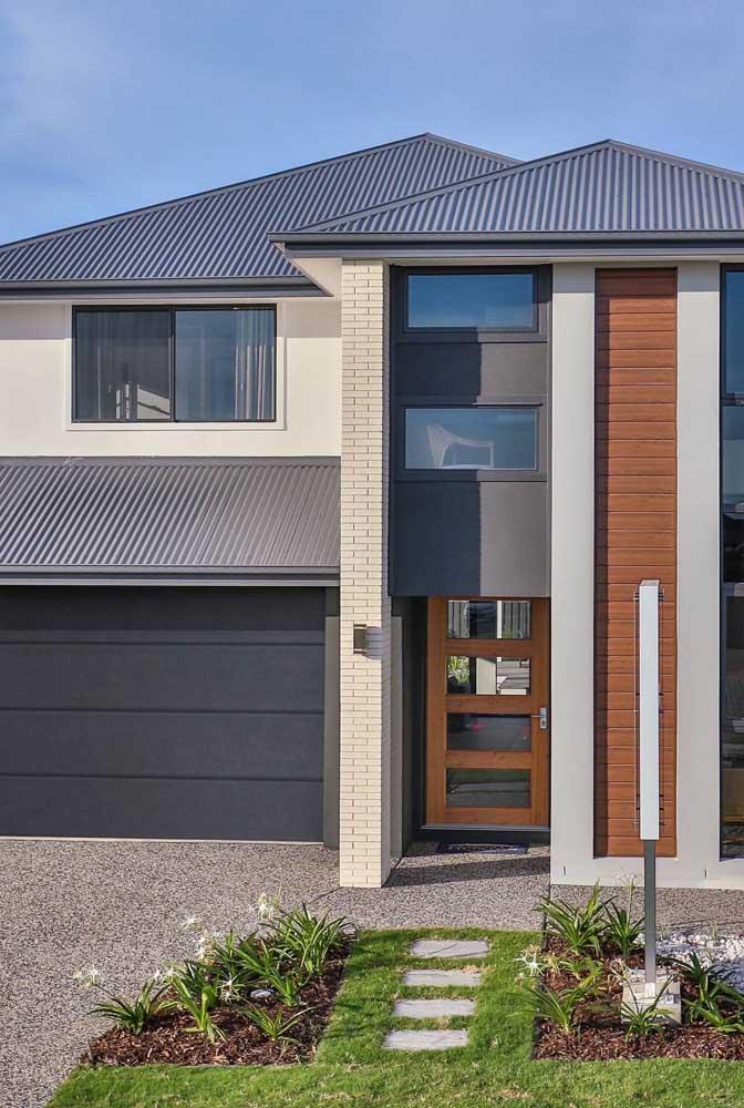 É possível criar projetos incríveis de telhado com as telhas ecológicas
