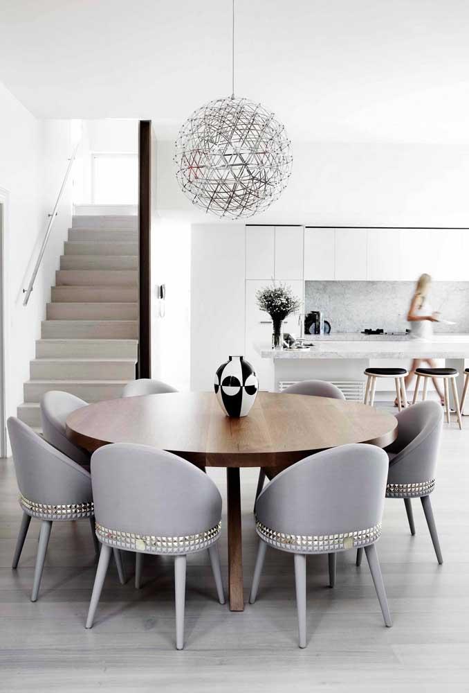 Centro de mesa em preto e branco: um clássico para qualquer proposta de decoração