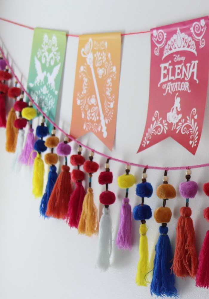 O que acha de apostar em uma decoração colorida?
