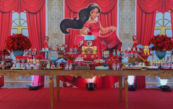 Festa Elena de Avalor: história, como fazer, dicas e fotos inspiradoras
