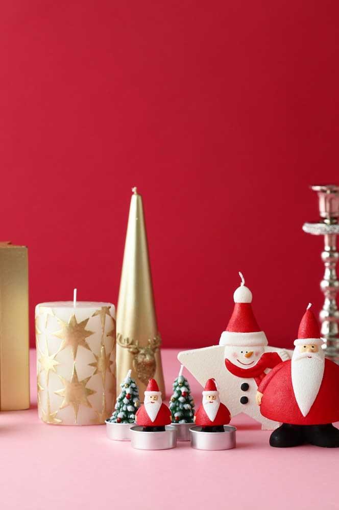 Explore os mais variados formatos e crie velas originais e criativas. Essa, inclusive, é uma boa oportunidade de faça e venda