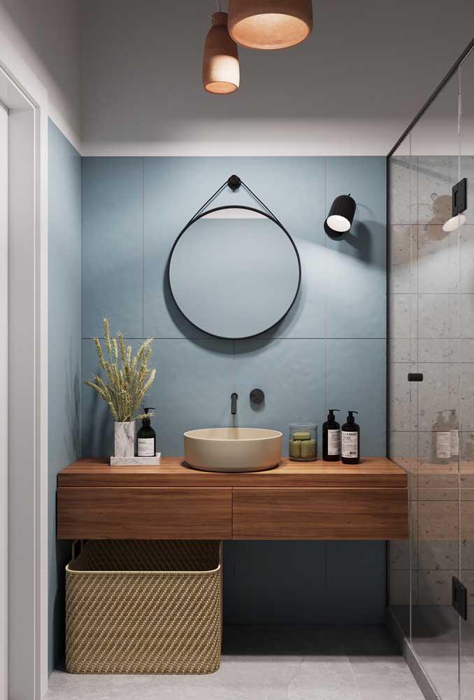 A tinta para azulejo é a forma mais prática de mudar o visual do banheiro sempre que desejar