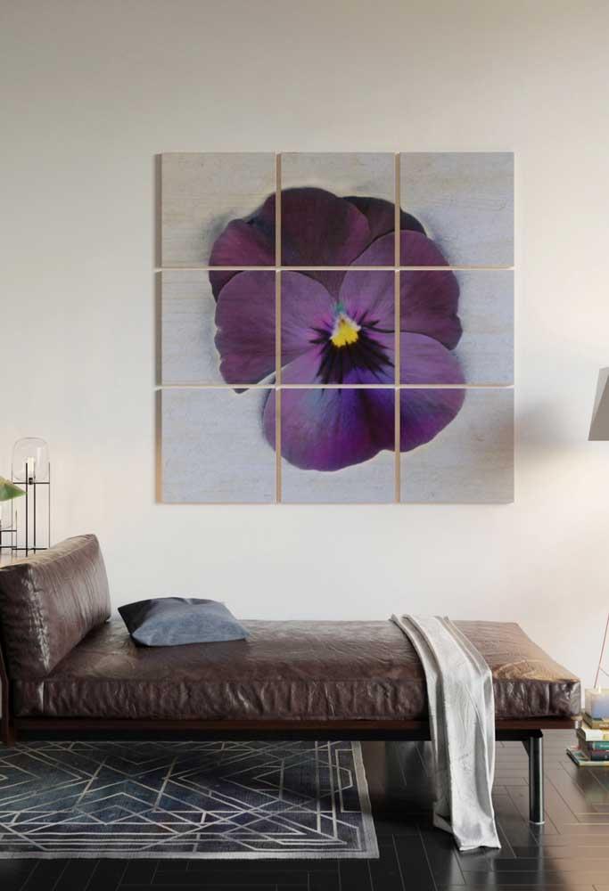 E que tal um quadro de amor perfeito para decorar a parede?