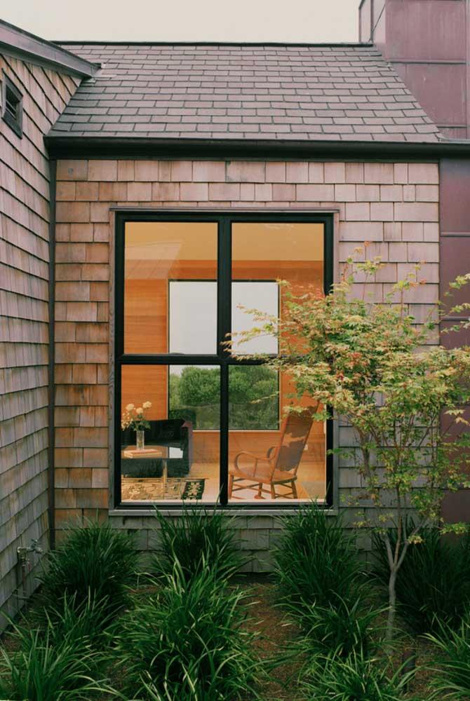 As telhas shingle são bem vindas em projetos de todo o tipo, dos maiores aos menores