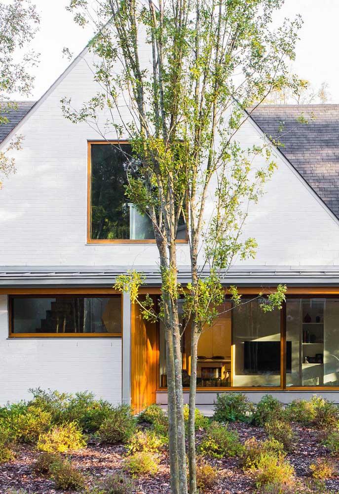 Telhado shingle é igual a economia com madeiramento e estrutura