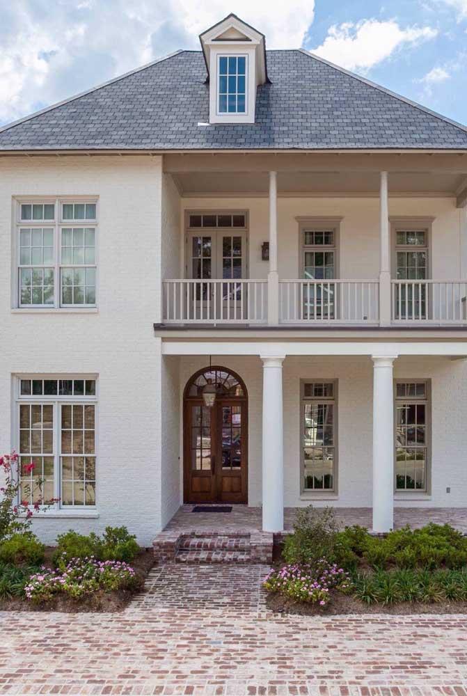 Quer uma casa linda e sem manutenção? Invista na telha shingle