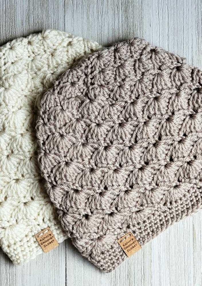 Conforme for ganhando prática no crochê comece a testar novos pontos