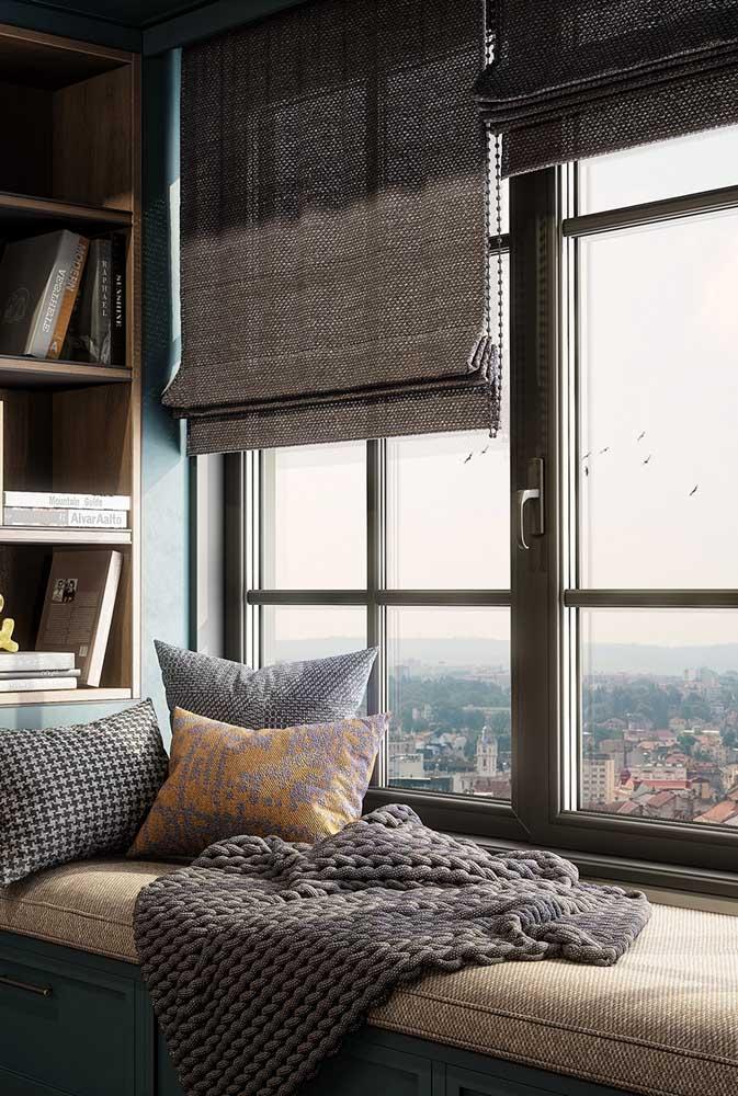 Esquadria de PVC na janela do quarto: eficiência, resistência e durabilidade
