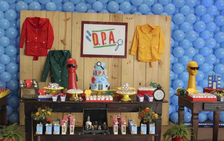 Festa DPA: como fazer, personagens, dicas e fotos inspiradoras