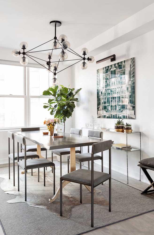 Aparador de vidro para sala de jantar: móvel multiuso para o ambiente