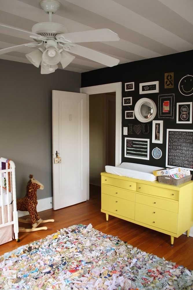 Tapete de frufru para o quarto: qualquer cômodo da casa fica mais bonito com ele!
