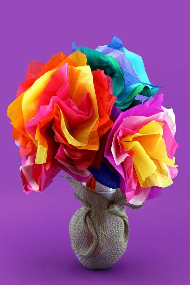 Colorido, alegre e super charmoso!