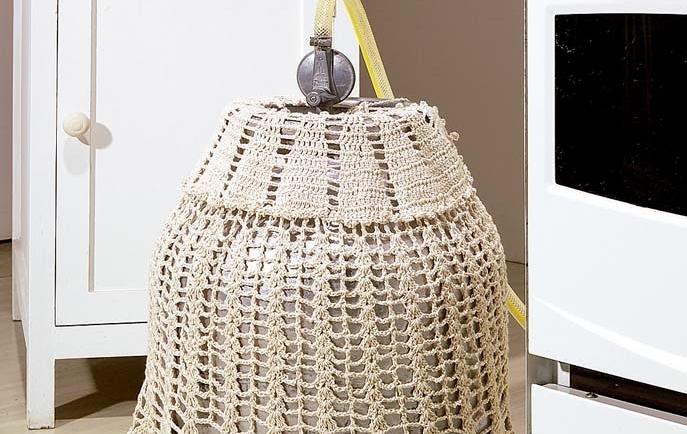 Capa de botijão de crochê: veja passo a passo e fotos inspiradoras