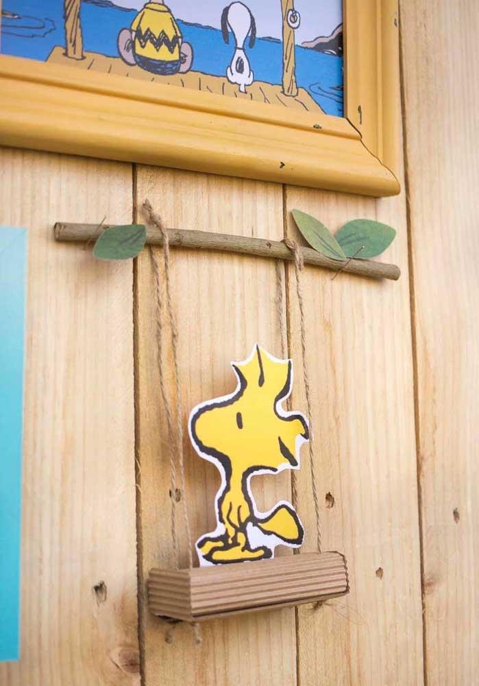 Os personagens da turma do Snoopy encantam pela sutileza e simplicidade