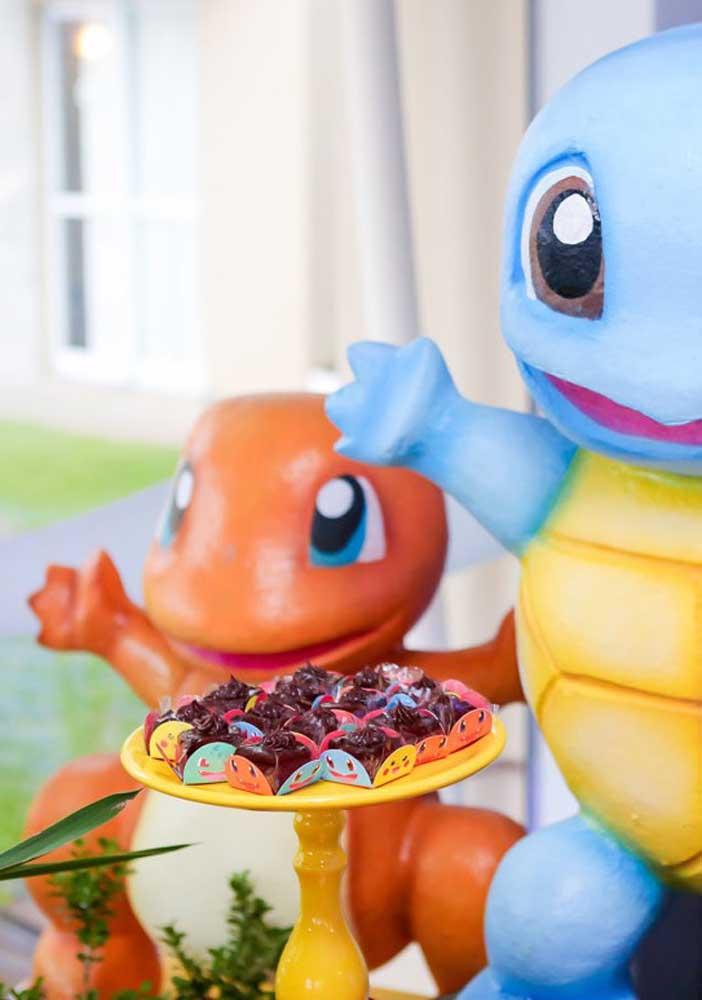Você já sabe como vai decorar a festa pokemon na escola?