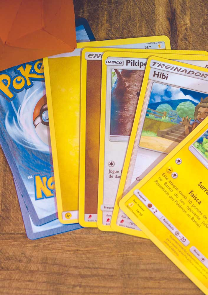Uma festa infantil precisa ser animada. Para isso, prepare jogos do pokemon para as crianças.